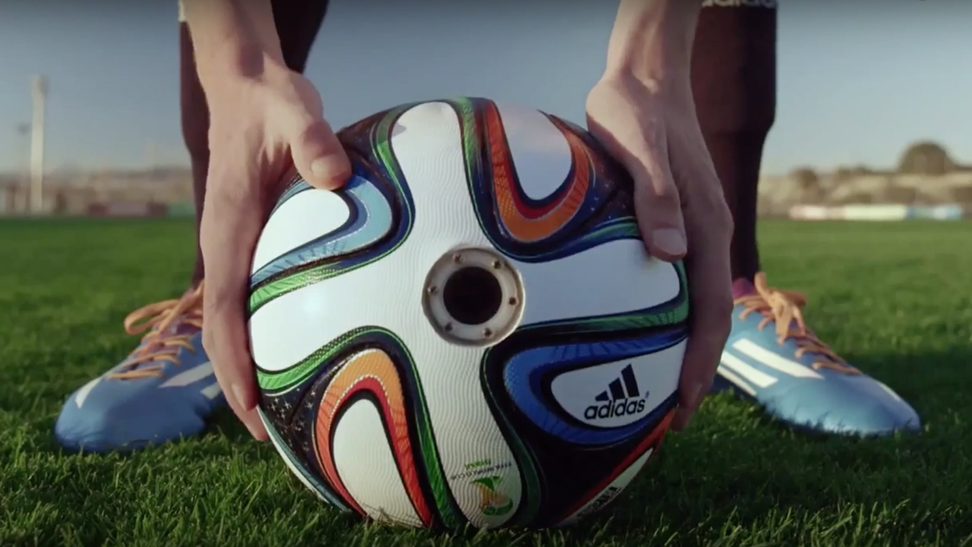 Adidas 'Brazuca around the World'<br><br>Director Felipe Lima<br>Producer Cédric Troadec<br> Production Co Ways & Means