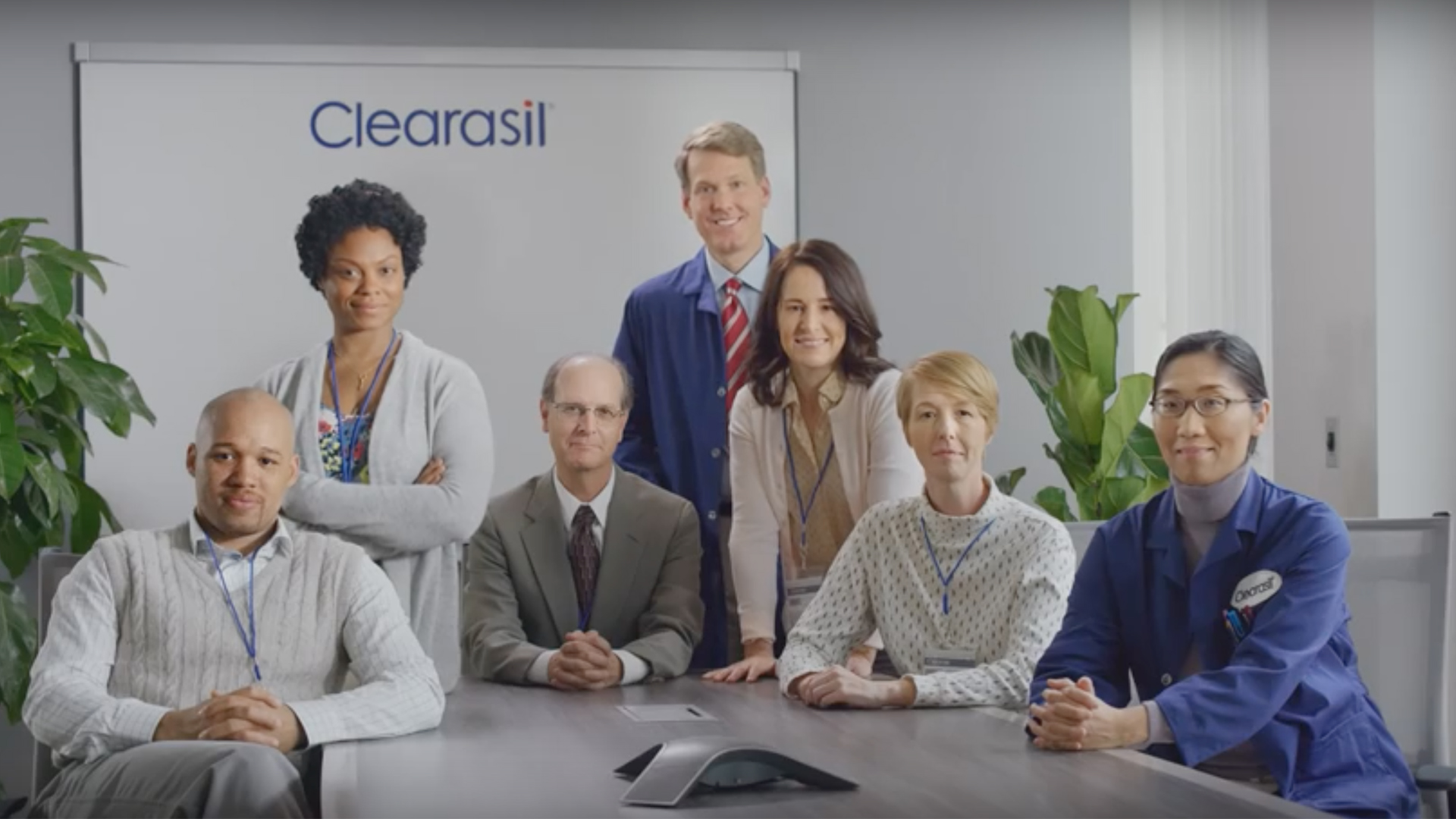 Clearasil 'Let's Be Clear'<br><br>Director Sunbeam<br> Producer Cédric Troadec<br>Production Co Ways & Means